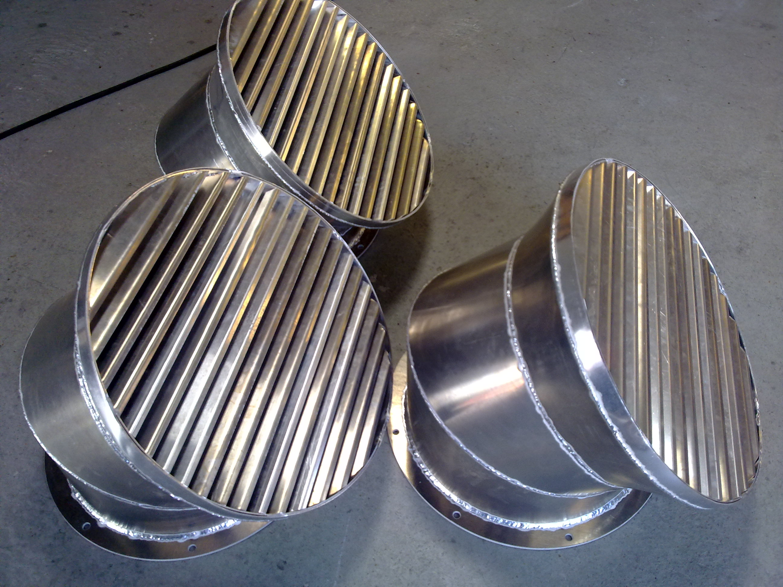 Manufacture from aluminum